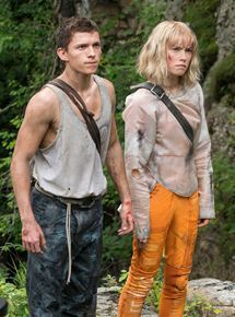 Couverture de Chaos Walking : The Knife of Never Letting Go