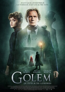 Couverture de GOLEM, le tueur de Londres
