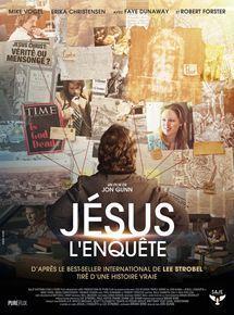 Couverture de Jésus, l'enquête