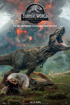 couverture Jurassic World 2 : Fallen Kingdom