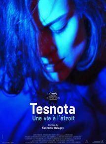 Couverture de Tesnota – Une vie à l'étroit