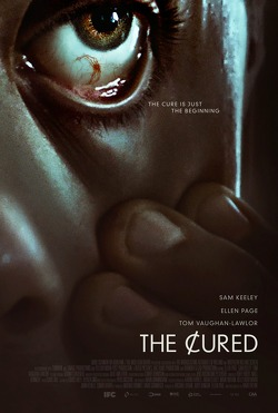 Couverture de The Cured