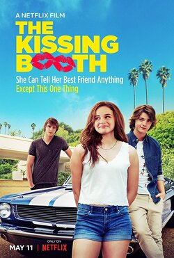 Couverture de The Kissing Booth