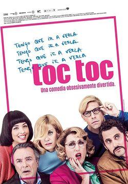 Couverture de Toc Toc