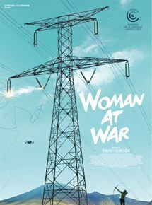 Couverture de Woman at War