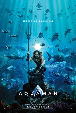Couverture de Aquaman