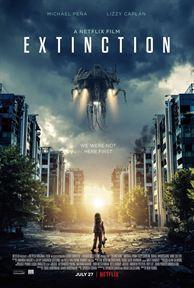 Couverture de Extinction