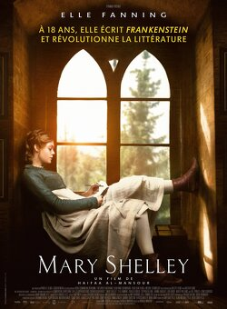 Couverture de Mary Shelley