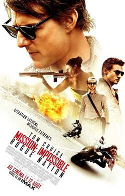 Couverture de Mission : Impossible, 5 : Rogue Nation