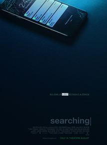 Couverture de Searching - Portée disparue