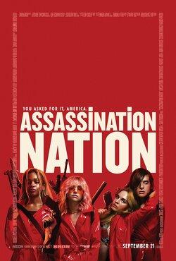 Couverture de Assassination Nation