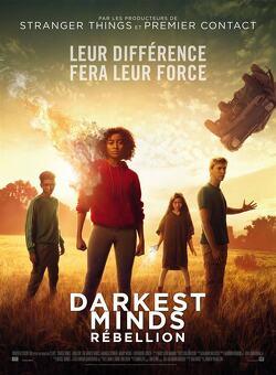 Couverture de Darkest Minds : Rébellion