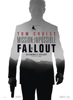 Couverture de Mission Impossible 6 : Fallout