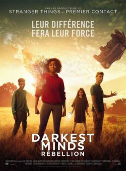 Couverture de The Darkest Minds : Rébellion