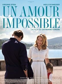 Couverture de Un amour impossible