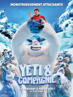 Couverture de Yéti & Compagnie