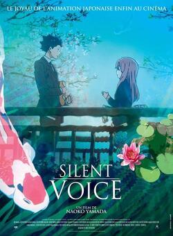 Couverture de A Silent Voice