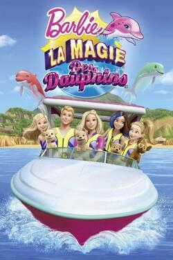 Couverture de Barbie La Magie des dauphins