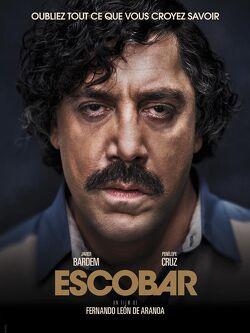 Couverture de Escobar