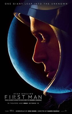 Couverture de First Man