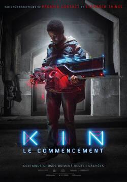 Couverture de Kin : le commencement