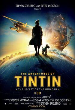 Couverture de Les Aventures de Tintin : Le Secret de La Licorne