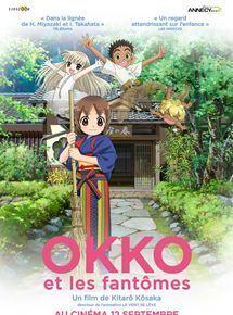 Couverture de Okko et les fantômes