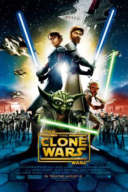 Couverture de Star Wars : The clone wars