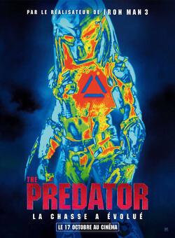 Couverture de The Predator