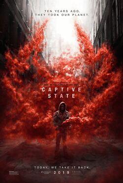 Couverture de Captive State
