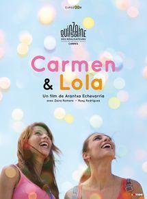 Couverture de Carmen et lola