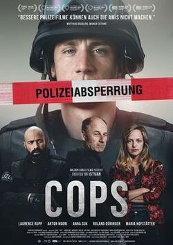 Couverture de Cops