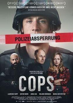 Couverture de Cops