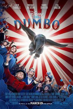 Couverture de Dumbo