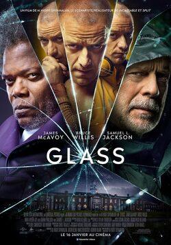 Couverture de Glass