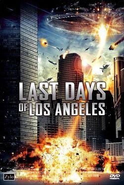 Couverture de Last Days of Los Angeles