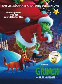 Couverture de Le Grinch