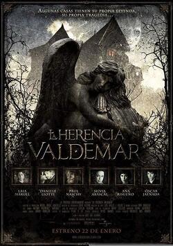 Couverture de Le Territoire des ombres: Le secret des Valdemar