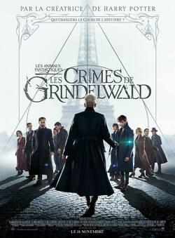 Couverture de Les Animaux fantastiques 2 : Les Crimes de Grindelwald
