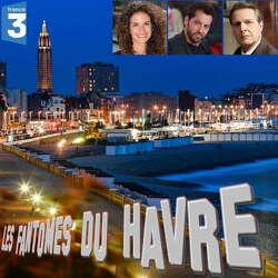 Couverture de Les fantômes du Havre