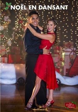 Couverture de Noël en dansant