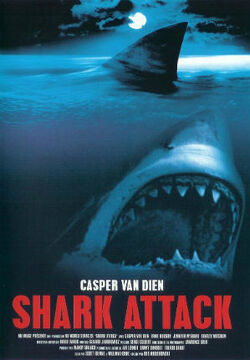 Couverture de Shark Attack