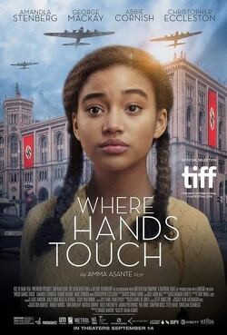 Couverture de Where Hands Touch