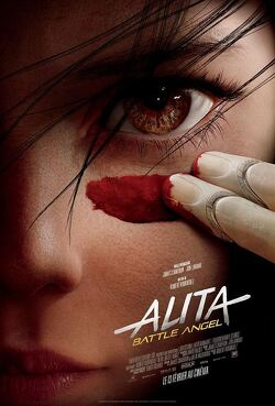 Couverture de Alita : Battle Angel