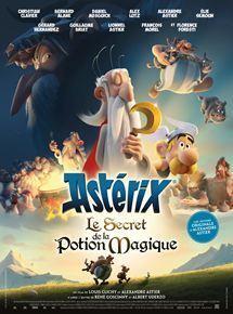 Couverture de Astérix - Le Secret de la potion magique
