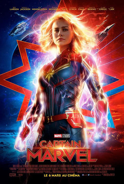 Couverture de Captain Marvel