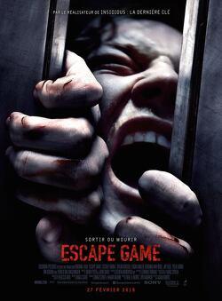 Couverture de Escape Game