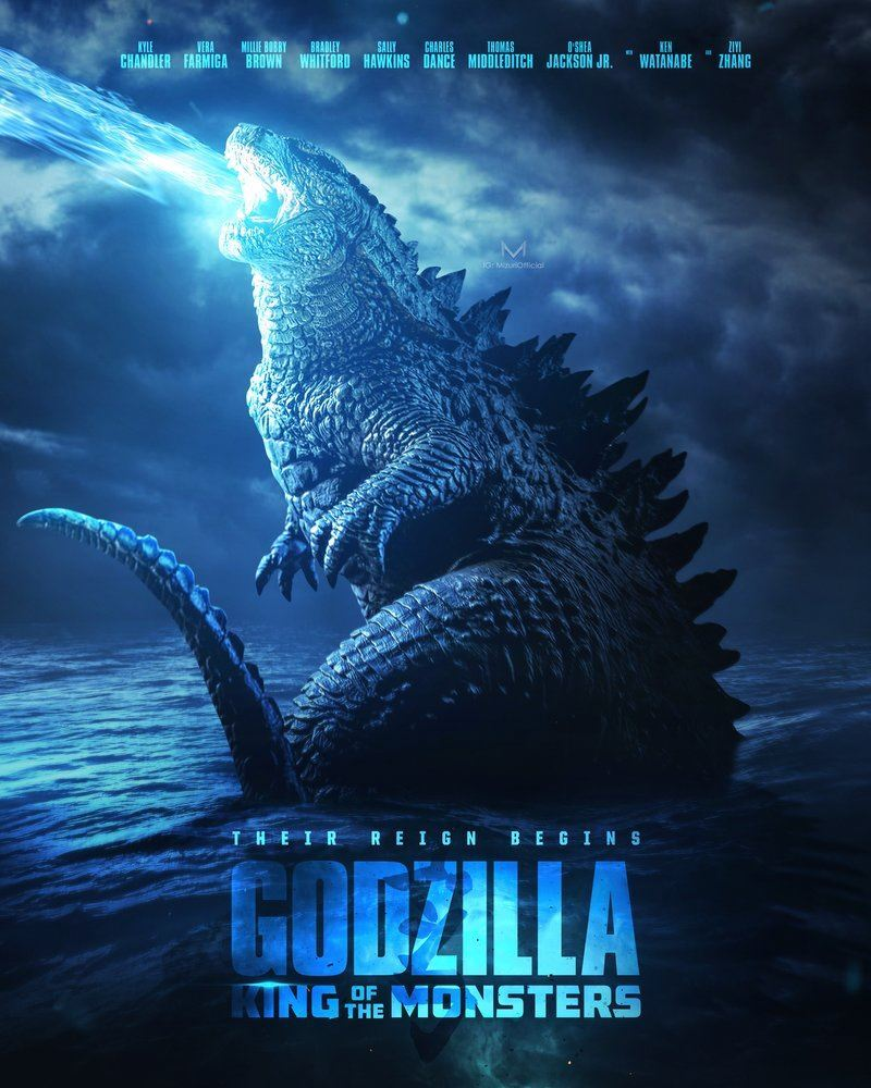[HD™] Godzilla II Roi des Monstres 2019 Film Complet Streaming VF Entier