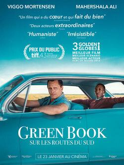 Couverture de Green Book : Sur les routes du sud