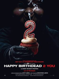 Couverture de Happy Birthdead 2 You